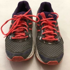 ASICS Gel-Excite 4 Running Gym Shoes Purple Sz 10